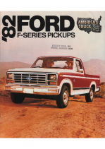 1982 Ford Pickup