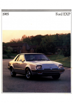 1985 Ford EXP