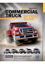 2011 Ford Commercial Truck
