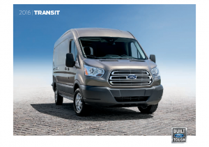 2016 Ford Tansit