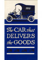 1912 Ford Delivery Car