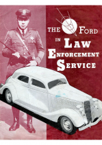 1935 Ford Police