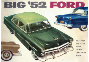 1952 Ford