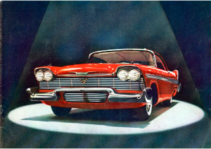 1958 Plymouth