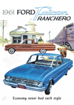 1961 Ford Falcon Ranchero