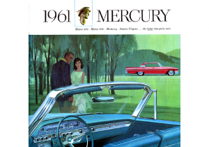 1961 Mercury Full Line