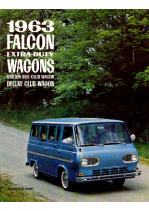 1963 Ford Wagons