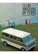 1969 Ford Club Wagon
