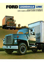 1969 Ford Louisville Line Trucks