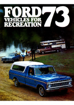 1973 Ford Recreation
