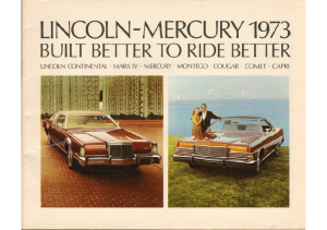 1973 Lincoln-Mercury