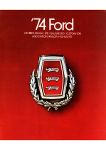 1974 Ford Family Cars