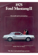 1975 Ford Mustang II