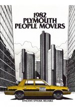 1982 Plymouth Reliant Taxi