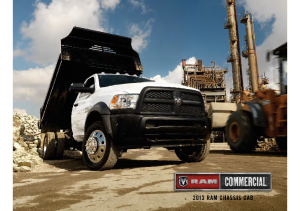 2013 Ram Chassis Cab