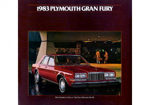 1983 Plymouth Gran Fury