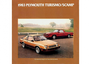 1983 Plymouth Tourismo-Scamp