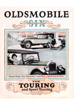 1926 Oldsmobile Touring
