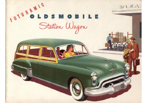 1949 Oldsmoblie Wagons