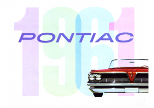 1961 Pontiac Full Line Regular
