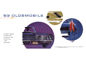 1963 Oldsmobile Full Line Small
