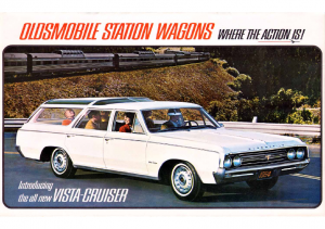 1964 Oldsmobile Wagons