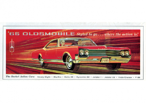 1965 Oldsmobile Small