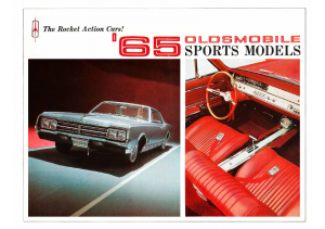 1965 Oldsmobile Sport Models