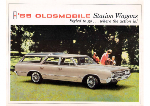 1965 Oldsmobile Wagons