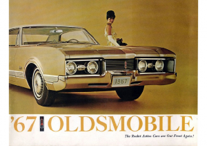 1967 Oldsmobile Full Line