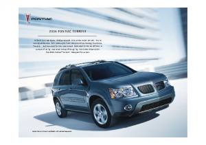 2006 Pontiac Torrent Web