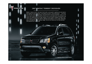 2007 Pontiac Torrent Web