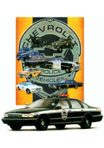 1995 Chevrolet Caprice Police Package