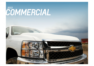 2013 Chevrolet Commercial