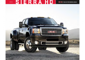 2014 GMC Sierra HD