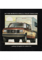 1987 Ford Recreation Vehicles