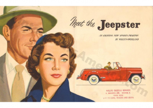 1949 Jeepster