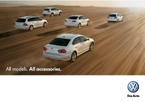 2013 VW Accessories