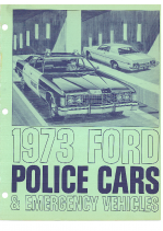 1973 Ford Police