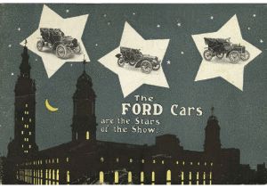 1905 Ford Booklet