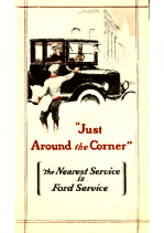 1925 Ford Service