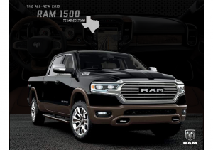 2019 Dodge Ram 1500 Texas Edition