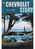 1958 The Chevrolet Story 1911-1958