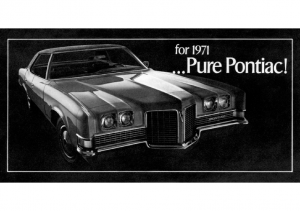 1971 Pontiac Features
