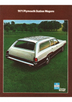 1971 Plymouth Wagons