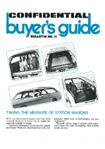 1973 Plymouth Wagons Buyers Guide