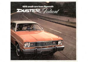 1976 Plymouth Duster & Valiant