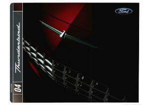 Dezo S Garage 2004 Ford Car Cuv Amp Suv Pdf Sales Brochure