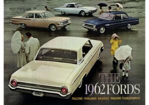Dezo's Garage|1960-1969 Ford Car PDF Sales Brochure/Catalog
