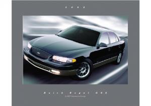 Dezo's Garage|2003 Buick Car, CUV and SUV PDF Sales Brochure/Catalog/Flyer/Info Century, LeSabre ...
